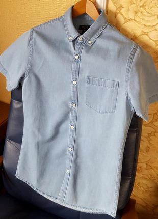 Красивая хлопковая рубашка new look
