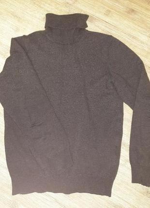 Гольф свитер с горлом водолазка