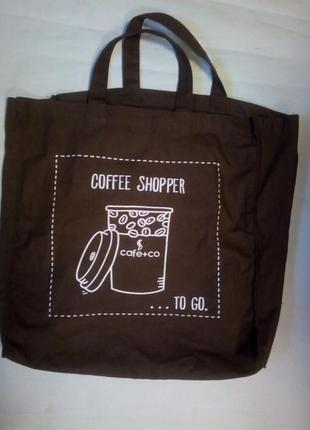 Тканевая сумка. шоппер.