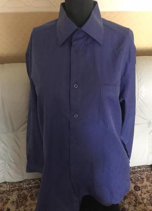 Красивая рубашка с переливом pan filo