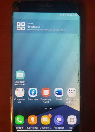Дисплейный модуль LCD Samsung Galaxy Note 7 N930, N935 Оригинал