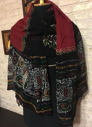 Шифоновый платок