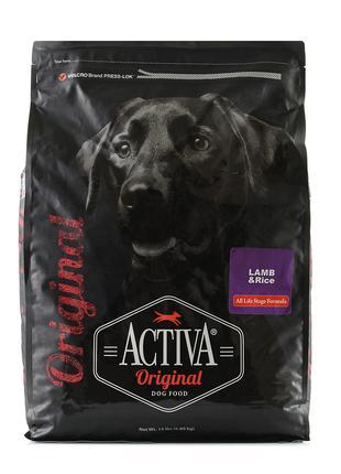 Элитный корм для собак ACTIVA original , grain free