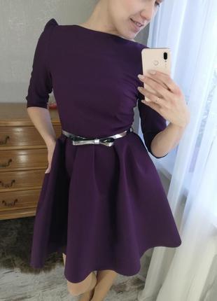 Красивенное платье, весеннее платье, пушистая юбка