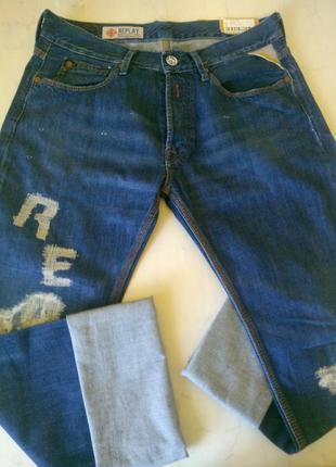 Мужские джинсы replay