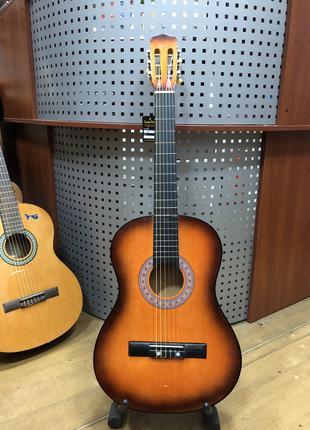(2119) Гитара 3\4 для Обучения Ребенку