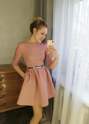 Весеннее платье, красивое платье, летнее платье