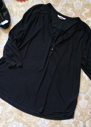 Классная блуза. на бирке- l р-р (46-48)