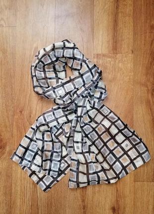 🔥🔥🔥стильный, очень легкий, невесомы шарф, шарфик, шаль🔥🔥🔥