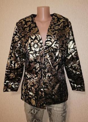 🔥🔥🔥красивый нарядный женский пиджак, жакет trudy mccarthy of l...