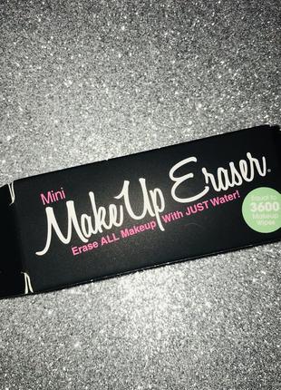 Салфетка многоразовая для демакияжа makeup eraser mini