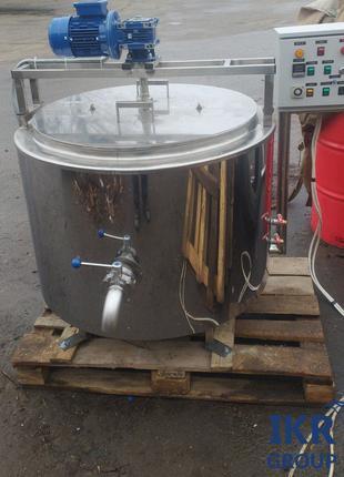 Пастеризатор молока 500 литров