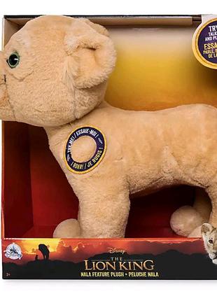 Интерактивная плюшевая игрушка - львица Нала, Король Лев 2019