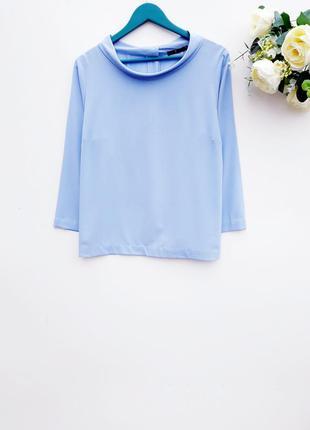 Очень красивая рубашка блузка с пуговицами на спинке