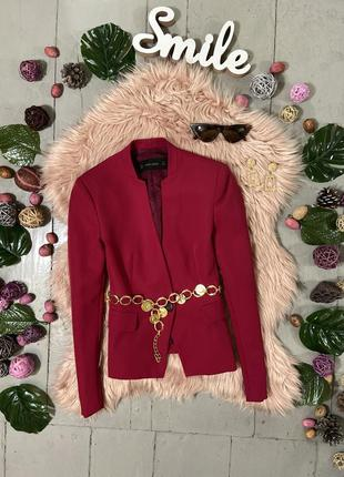 Яркий  пиджак жакет блейзер №12