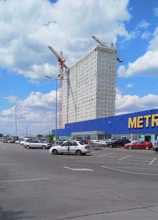 1к квартира в Лузановке