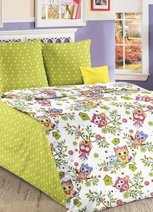Комплекты детского постельного Совята - новый оригинальный дизайн