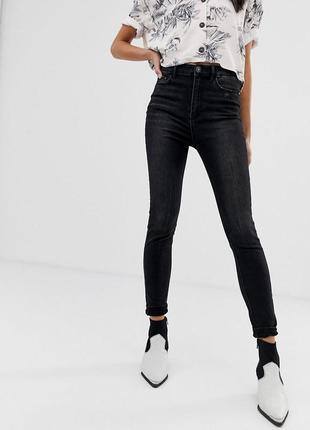 Актуальные скинни , джинсы cropp