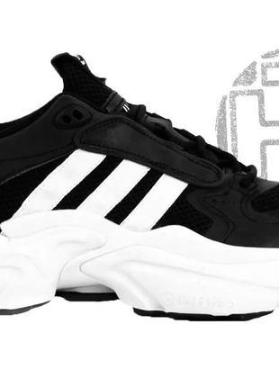 Мужские кроссовки adidas consortium naked magmur runner black ...