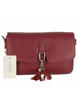 Женская сумка из экокожи david jones cm5414