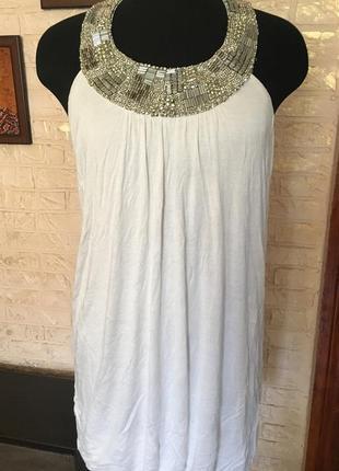 Белое платье от floyd