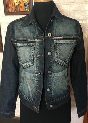 Джинсовая куртка от d&g