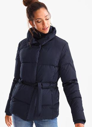 Стильная куртка под пояс