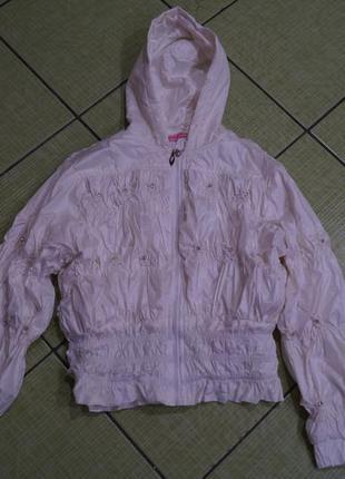 Куртка на девочку 11-12 лет
