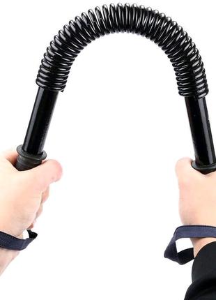 Силовой пружинный эспандер 50кг
