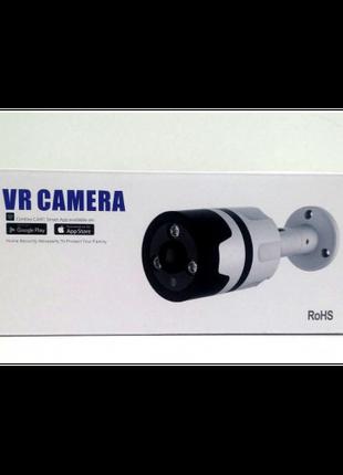 Камера настенная потолочная уличная 2 в 1 CAMERA CAD 7010 WIFI