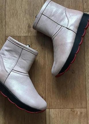Ботинки зима в одном размере