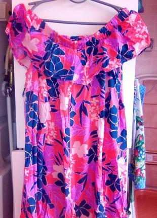 Платье сарафан женский primark оригинал