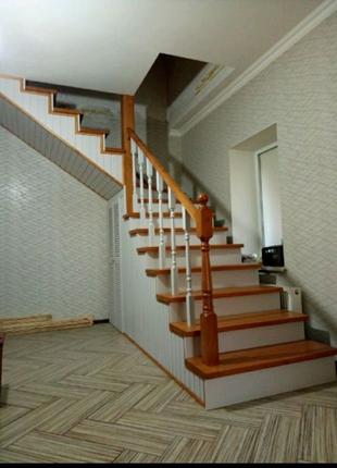 Деревянная лестница в Ваш дом