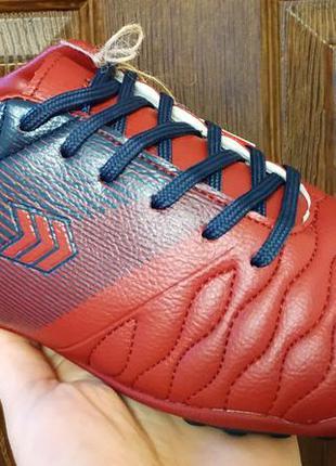 Подростковые футбольные кроссовки бутсы копы футзалки сороконо...