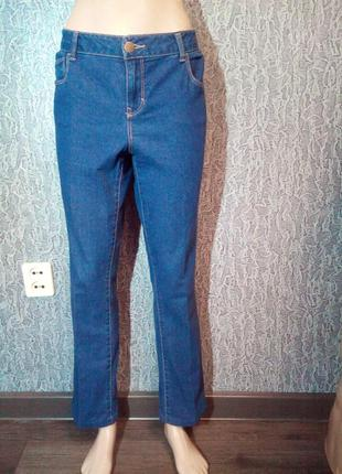 Женские джинсы, стрейч с высокой посадкой. dorothy perkins.