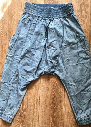 Натуральные джинсы