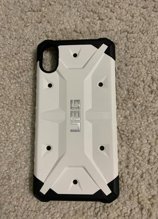 Чехол UAG для IPhone XS Max(White)