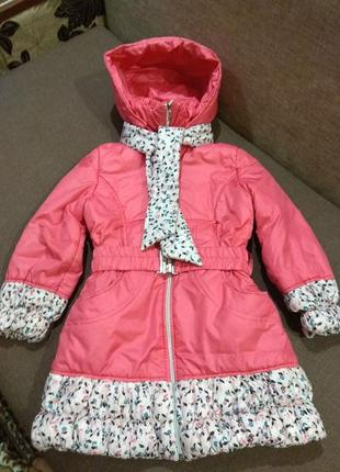 Куртка p з капішоном (весна-осінь)