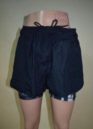 Спортивные женские шорты crivit германия s-m 36-38 р-р