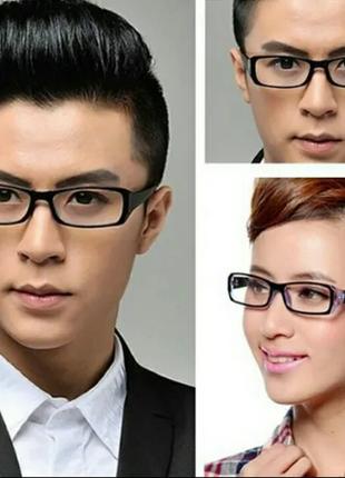 Очки компьютерные, для просмотра тv. защита глаз от излучения