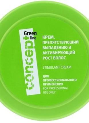 Крем, препятствующий выпадению и активир.рост волос concept  c...