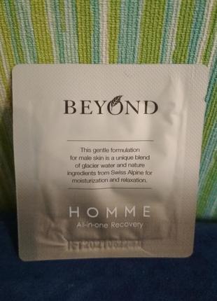 Эссенция для лица - beyond homme all-in-one recovery