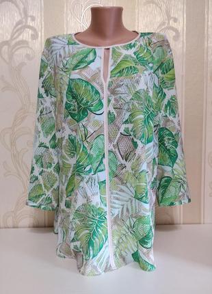 Красивая блузка с чокером, basler.