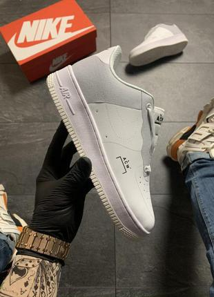 Nike air force low acw white