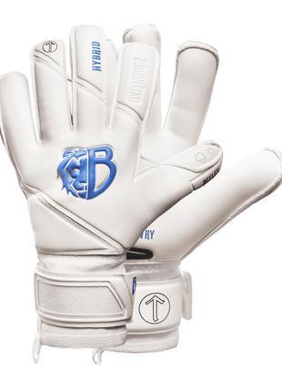 Профессиональные вратарские перчатки BRAVRY REFLEX ROLL/NEG