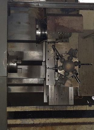 Станок токарный с ЧПУ  DF 2-4