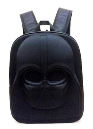 Новый в наличии.3d рюкзак дарт вейдер darth vader, star wars фото