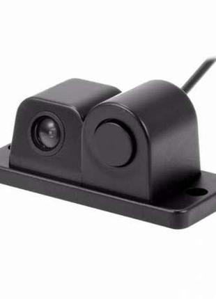 Автомобильная камера заднего вида с парктроником CAR CAM. 01R