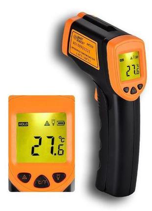 Цифровой инфракрасный пирометр,лазерный термометр.AR320