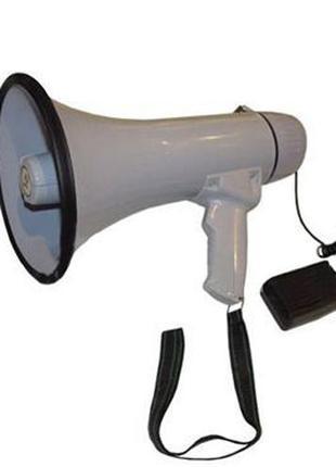 Ручной громкоговоритель, мегафон,рупор,с записью и с аккумулят...